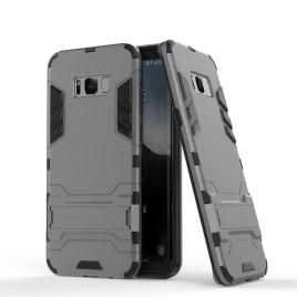 Samsung Galaxy S8 Suojakuori 2-osainen Harmaa