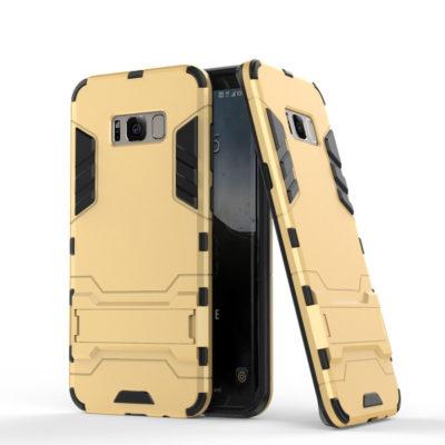 Samsung Galaxy S8 Suojakuori 2-osainen Kulta