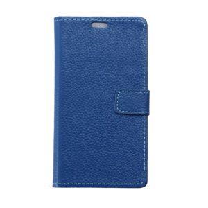 Samsung Galaxy Xcover 4 / 4s Nahkakotelo Sininen