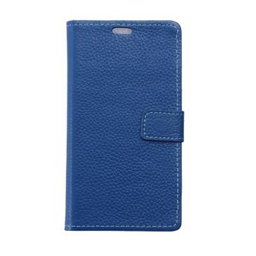 Samsung Galaxy Xcover 4 Nahkakotelo Sininen
