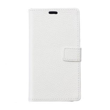 Samsung Galaxy Xcover 4 Nahkakotelo Valkoinen