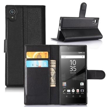 Sony Xperia XA1 Suojakotelo Musta