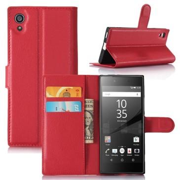 Sony Xperia XA1 Suojakotelo Punainen