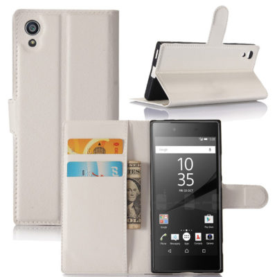 Sony Xperia XA1 Suojakotelo Valkoinen