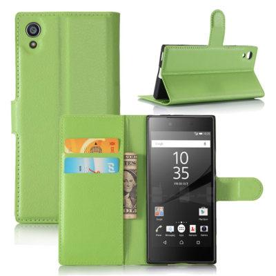 Sony Xperia XA1 Suojakotelo Vihreä