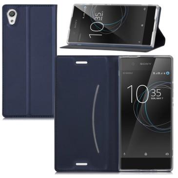 Sony Xperia XA1 Suojakuori Tummansininen
