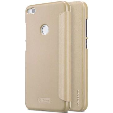 Huawei Honor 8 Lite Kotelo Nillkin Sparkle Kulta