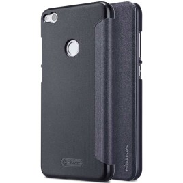 Huawei Honor 8 Lite Kotelo Nillkin Sparkle Musta