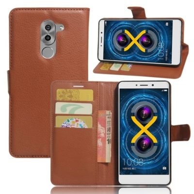 Huawei Honor 6x Lompakkokotelo Ruskea
