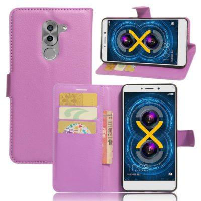 Huawei Honor 6x Lompakkokotelo Violetti