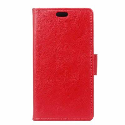 Nokia 3 Suojakotelo Punainen Lompakko