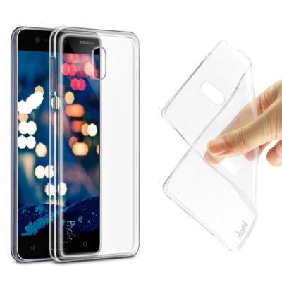 Nokia 3 Suojakuori IMAK Läpinäkyvä