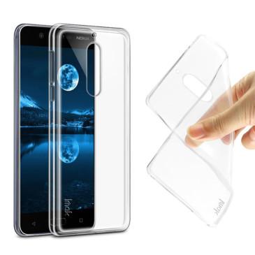 Nokia 5 Läpinäkyvä Suojakuori IMAK