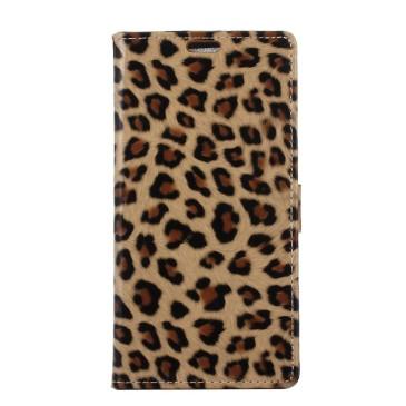Nokia 5 Lompakko Suojakotelo Leopardi