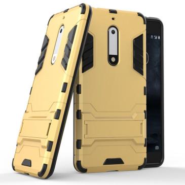 Nokia 5 Suojakuori 2-osainen Kulta