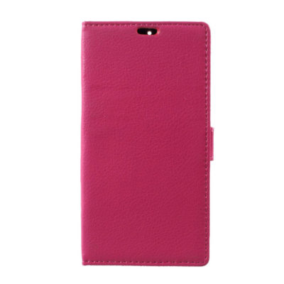 Nokia 6 Lompakko Suojakotelo Pinkki