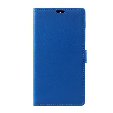 Nokia 6 Lompakko Suojakotelo Sininen