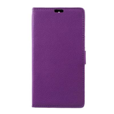 Nokia 6 Lompakko Suojakotelo Violetti