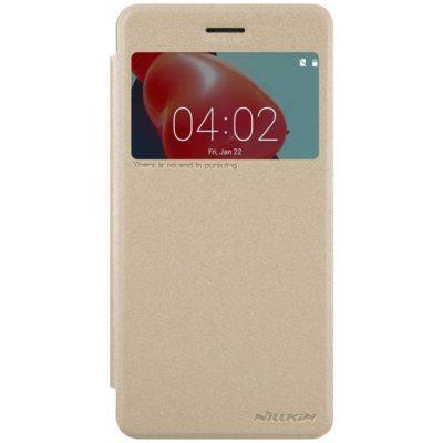 Nokia 6 Suojakuori Nillkin Sparkle Kulta