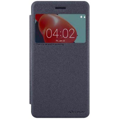 Nokia 6 Suojakuori Nillkin Sparkle Musta