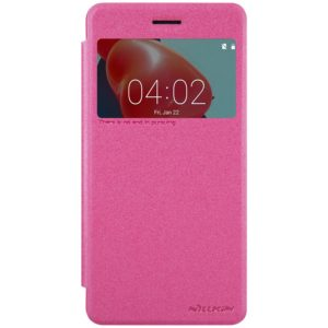 Nokia 6 Suojakuori Nillkin Sparkle Pinkki