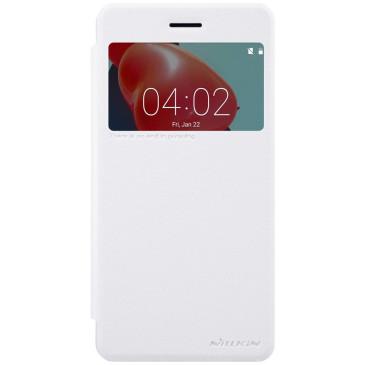 Nokia 6 Suojakuori Nillkin Sparkle Valkoinen