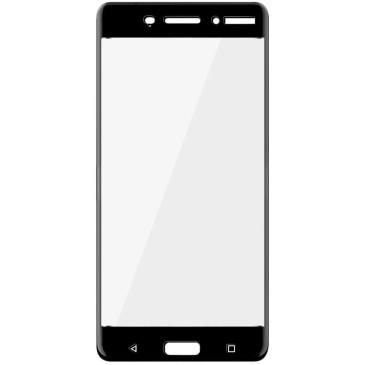 Nokia 6 Täysin Peittävä Suojalasi Imak Musta