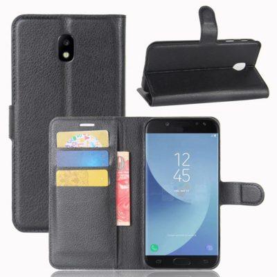 Samsung Galaxy J5 (2017) Kotelo Musta
