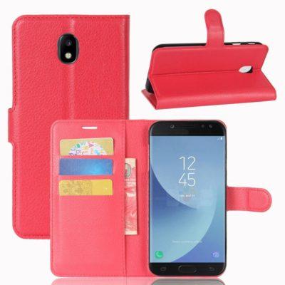 Samsung Galaxy J5 (2017) Kotelo Punainen