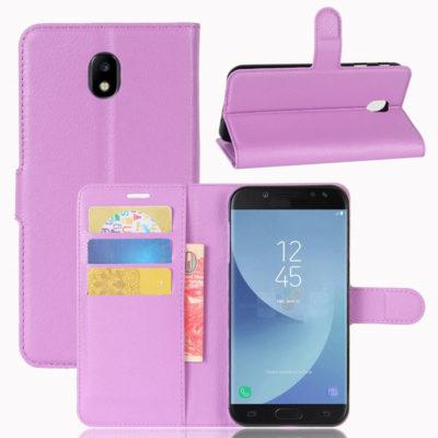 Samsung Galaxy J5 (2017) Kotelo Violetti