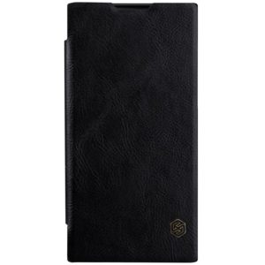 Sony Xperia L1 Kotelo Nillkin Qin Musta