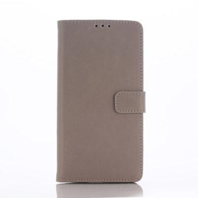 Sony Xperia L1 Lompakkokotelo Harmaa