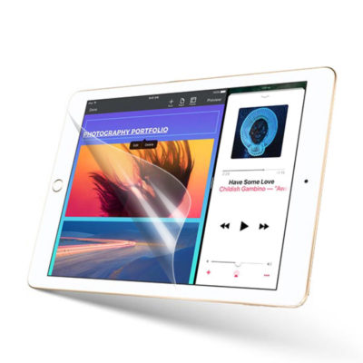 Apple iPad (2017) Näytön Suojakalvo