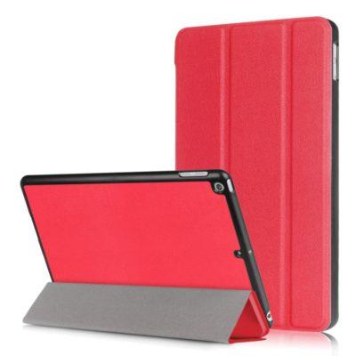 Apple iPad (2017) Suojakotelo Punainen