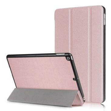 Apple iPad (2017) Suojakotelo Ruusukulta