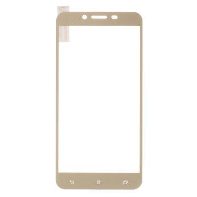Asus Zenfone 3 Max 5.5″ Täysin Peittävä Suojalasi Kulta