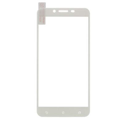 Asus Zenfone 3 Max 5.5″ Täysin Peittävä Suojalasi Valkoinen