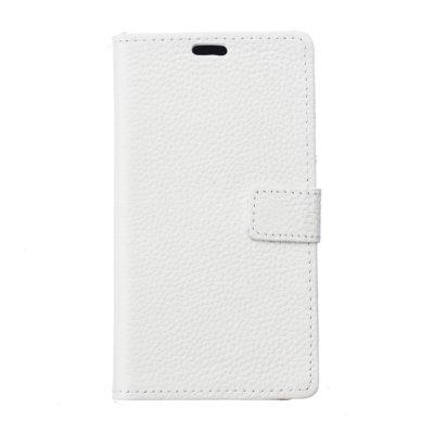 Huawei Honor 9 Nahkakotelo Valkoinen