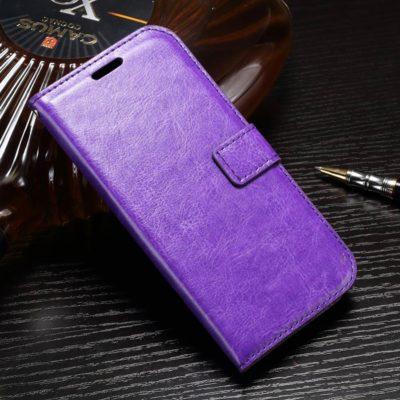Huawei Honor 9 Suojakotelo Violetti