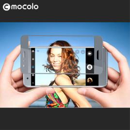 Huawei Honor 9 Täysin Peittävä Suojalasi Harmaa