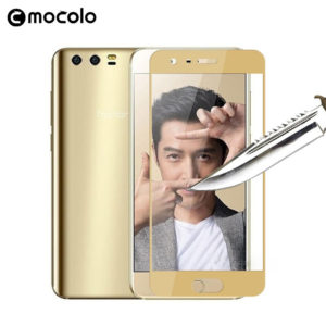 Huawei Honor 9 Täysin Peittävä Suojalasi Kulta