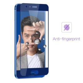 Huawei Honor 9 Täysin Peittävä Suojalasi Sininen