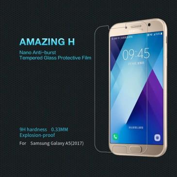 Samsung Galaxy A5 (2017) Näytön Suojalasi Nillkin
