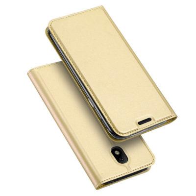 Samsung Galaxy J5 (2017) Kotelo Dux Ducis Kulta