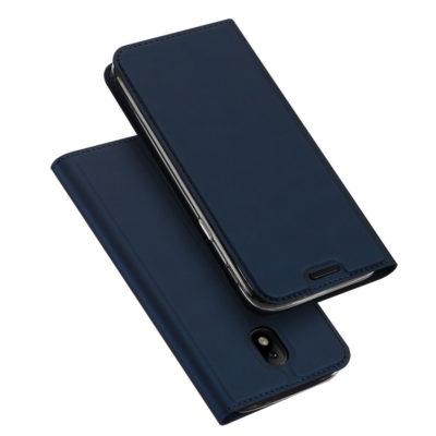Samsung Galaxy J5 (2017) Kotelo Dux Ducis Sininen