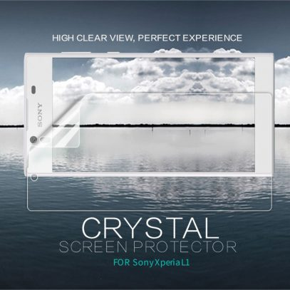 Sony Xperia L1 Näytön Suojakalvo Nillkin