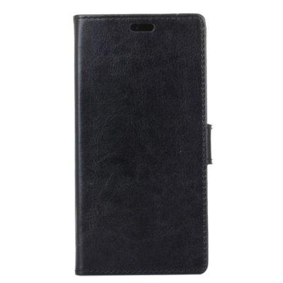 Lenovo Moto G5S Kotelo Musta Lompakko