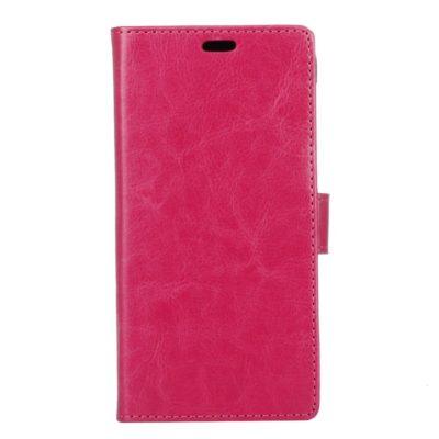 Lenovo Moto G5S Kotelo Pinkki Lompakko