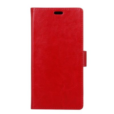 Lenovo Moto G5S Kotelo Punainen Lompakko