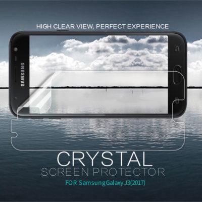 Samsung Galaxy J3 (2017) Näytön Suojakalvo Nillkin